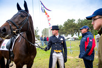 Saumur, France CCI 3*, Sponsor & Editorial Usage